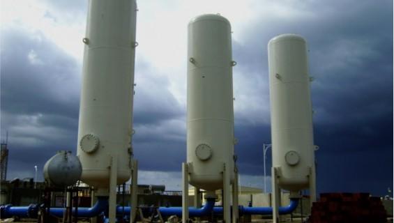 Telecontrollo acquedotto FOUKA (Alegria)